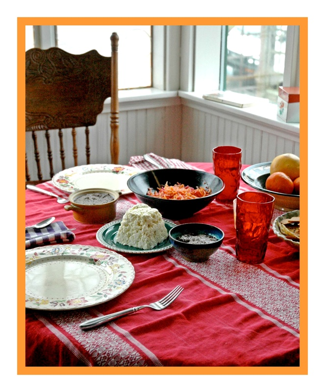 Foodwise Wednesday: Tables are Important