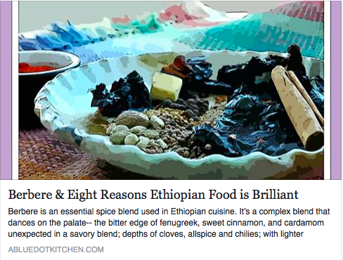 Ethiopian Recipes